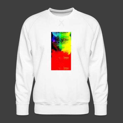 Fuck you know - Men's Premium Sweatshirt