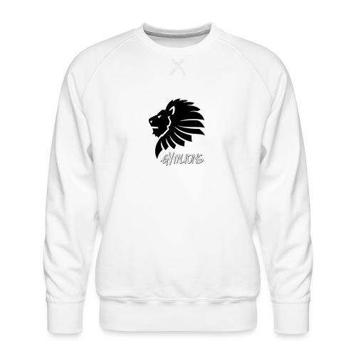 Gymlions T-Shirt - Männer Premium Pullover