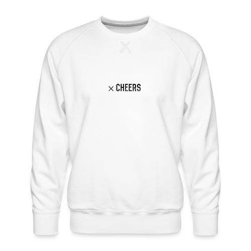 xCheers Vintage - Männer Premium Pullover