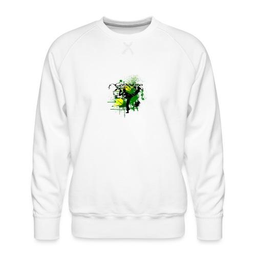 Capoeira Brasil - Men's Premium Sweatshirt