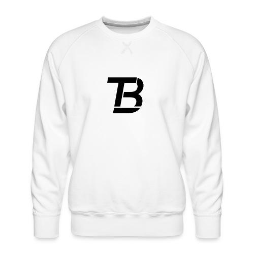brtblack - Men's Premium Sweatshirt