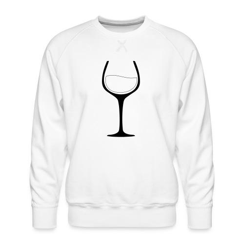 Lust auf Wein? - Männer Premium Pullover