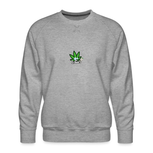 Weed's - Sweat ras-du-cou Premium Homme