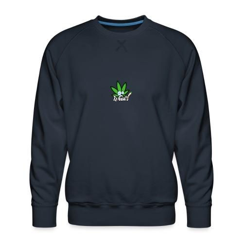 Weed's - Sweat ras-du-cou Premium Homme