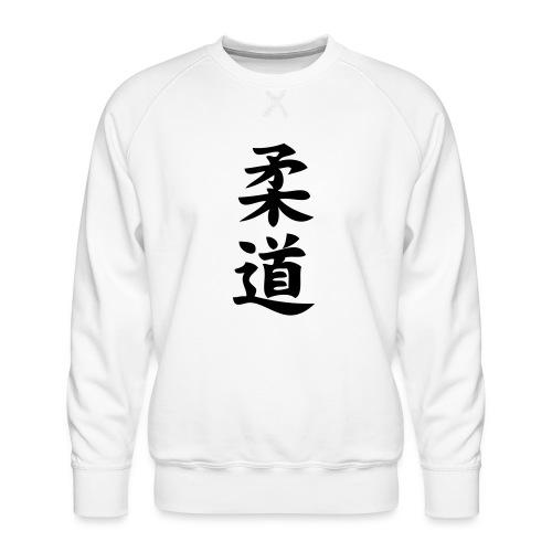 judo - Bluza męska Premium