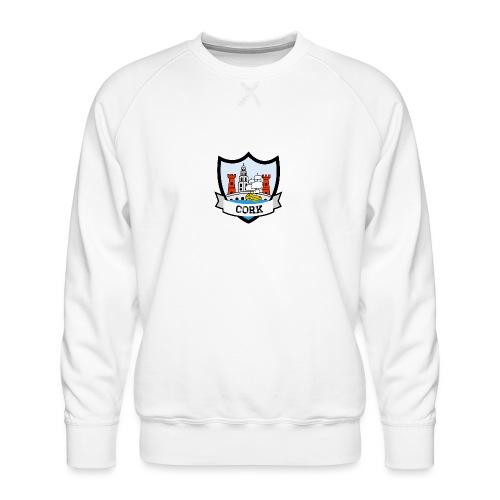 Cork - Eire Apparel - Men's Premium Sweatshirt