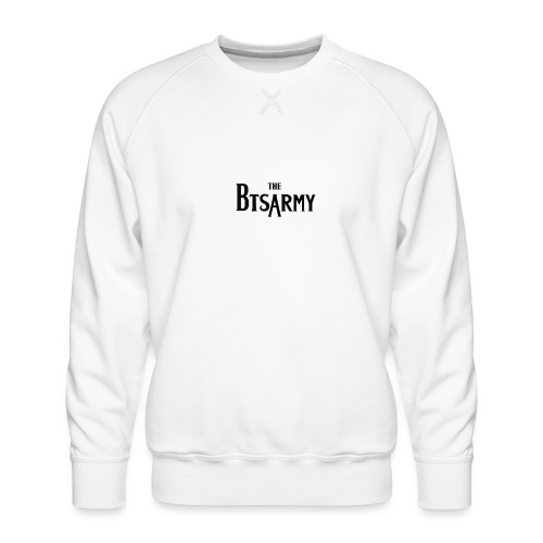 The BTSARMY - Men's Premium Sweatshirt
