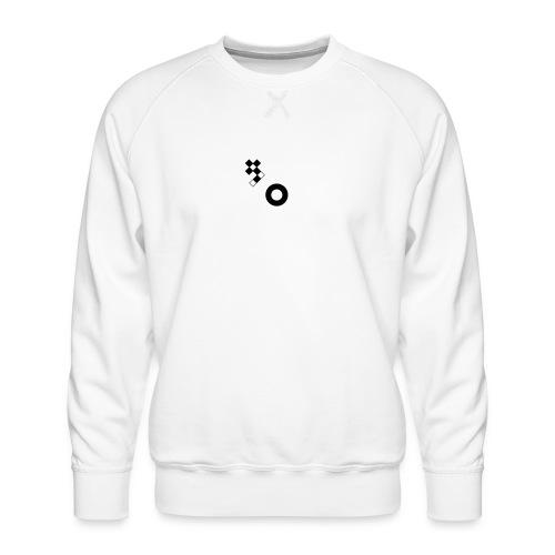 Schachklub Kreis 4 White - Männer Premium Pullover