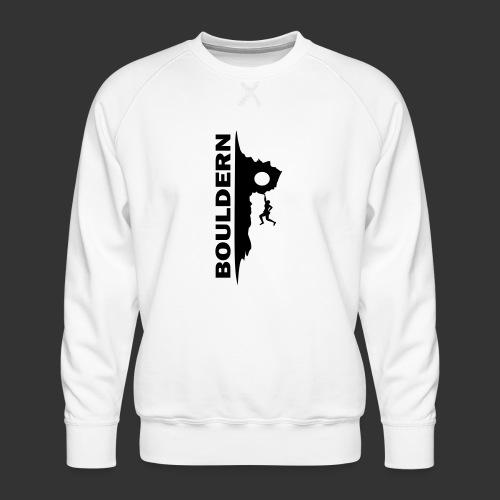 Bouldern - Männer Premium Pullover