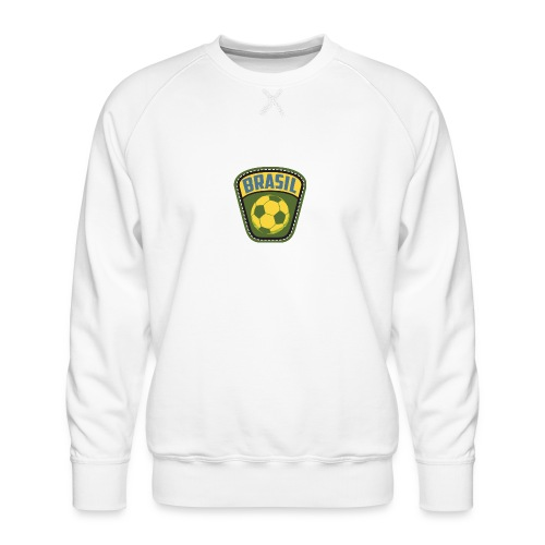 Bola Brasil - Men's Premium Sweatshirt