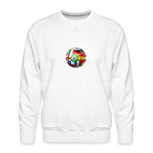Brasil Bola - Men's Premium Sweatshirt