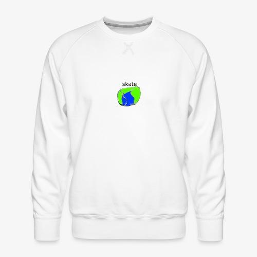 aiga cashier - Herre premium sweatshirt