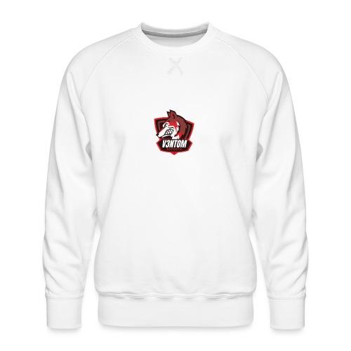 CLAN LOGO V3NTOM - Männer Premium Pullover