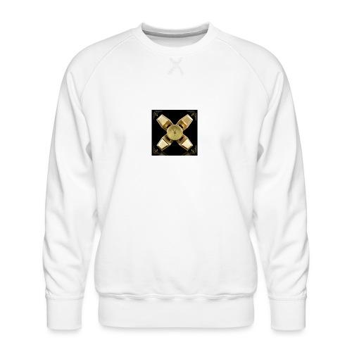 Spinneri paita - Miesten premium-collegepaita