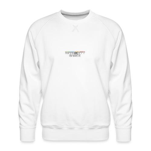 Casquette officielle - Sweat ras-du-cou Premium Homme