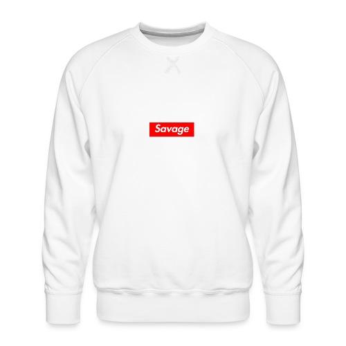 Clothing - Men's Premium Sweatshirt