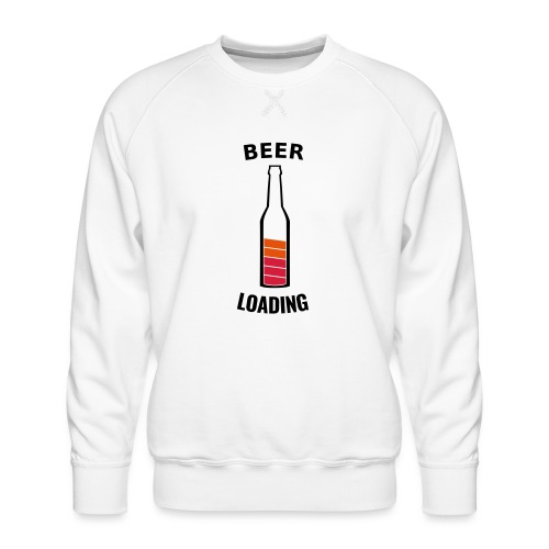 Beer Loading - Sweat ras-du-cou Premium Homme