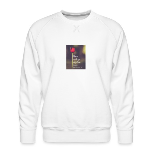 IMG 20180308 WA0027 - Men's Premium Sweatshirt