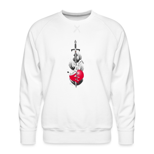 Love Hurts 2 - Liebe verletzt - Männer Premium Pullover
