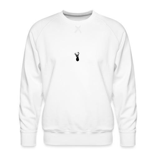 Deep & Vain Logo - Mannen premium sweater