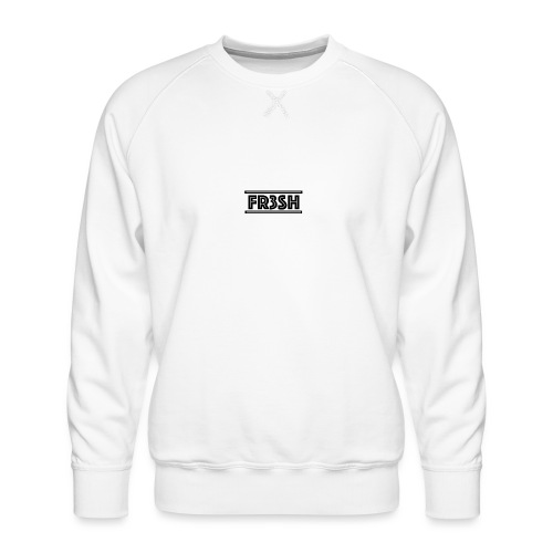 Fr3sh - Mannen premium sweater