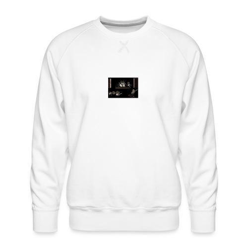 Rock_Stars_on_Stage_NEW - Men's Premium Sweatshirt