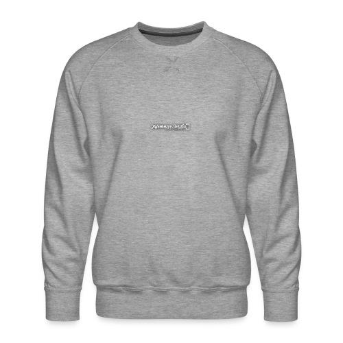 logo_TS - Bluza męska Premium