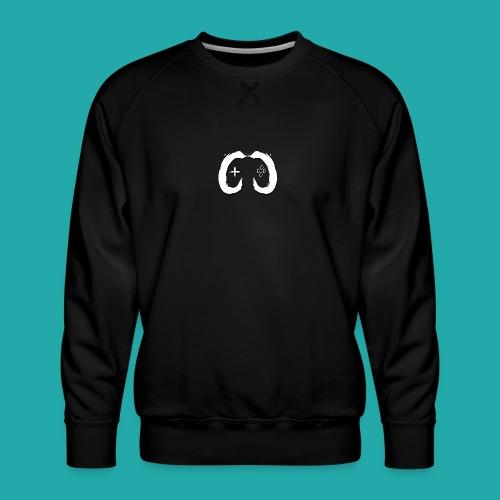 Crowd Control Logo - Men's Premium Sweatshirt