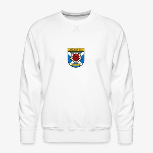Montrose FC Supporters Club - Men's Premium Sweatshirt