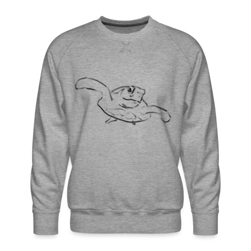 Turtle - Men's Premium Sweatshirt