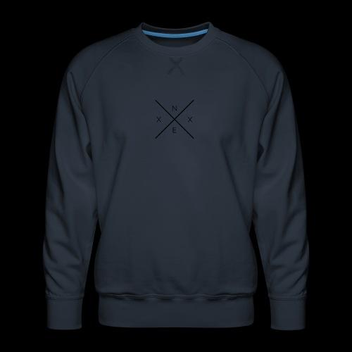 NEXX cross - Mannen premium sweater