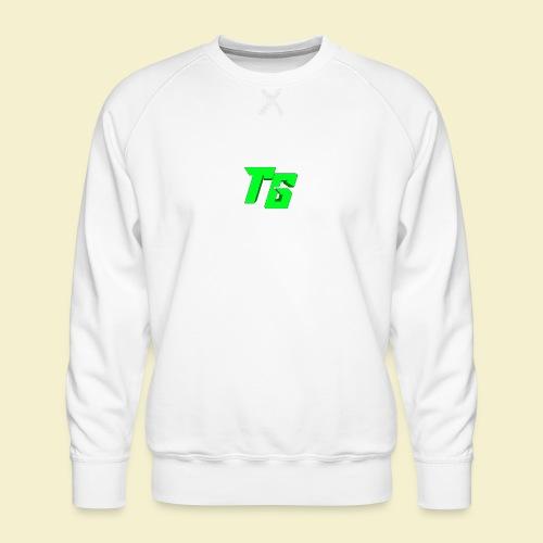 TristanGames logo merchandise - Mannen premium sweater