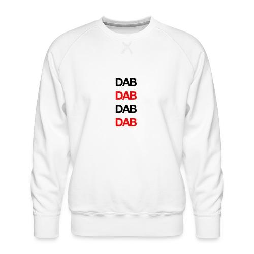 Dab - Men's Premium Sweatshirt