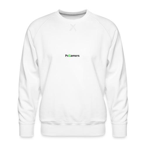 pcgamers-png - Felpa premium da uomo