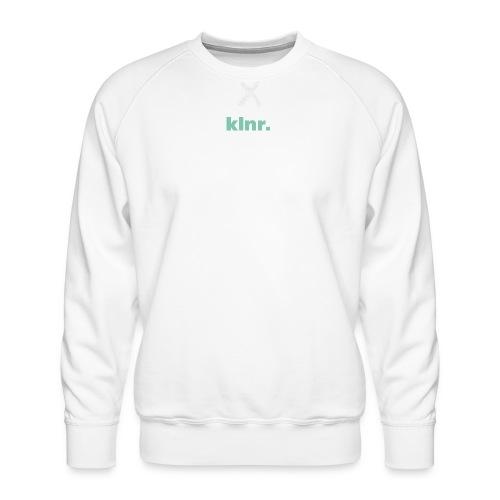 klnr. Design - Männer Premium Pullover