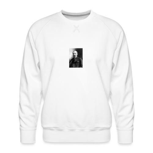 Rockerfeller - Herre premium sweatshirt
