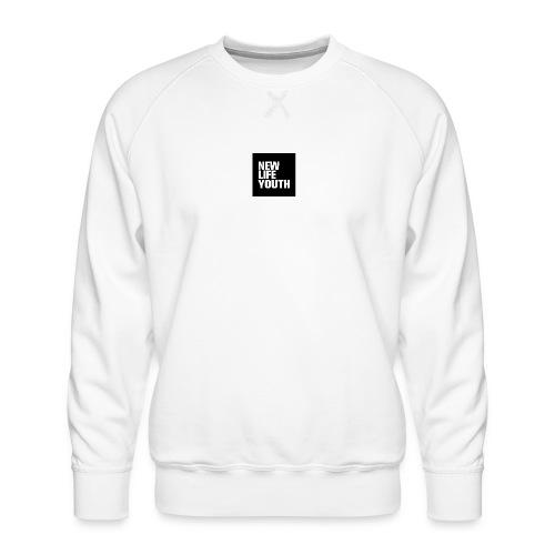 NLY LOGO - Mannen premium sweater