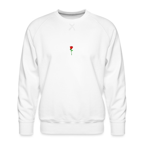 ROSE - Männer Premium Pullover
