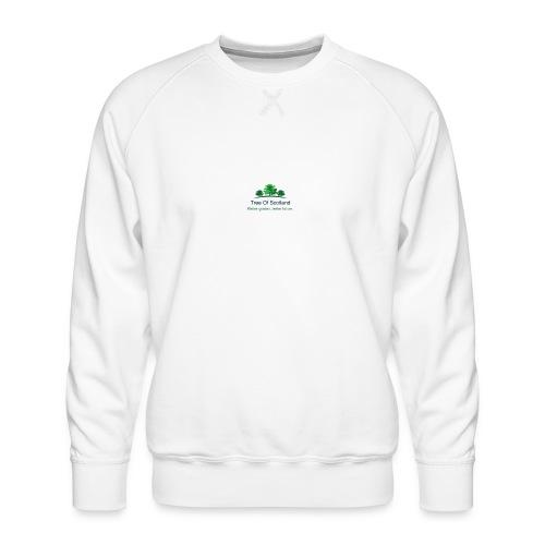 TOS logo shirt - Men's Premium Sweatshirt