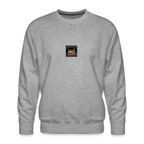 pro gamer magliette grembiule da cucina - Felpa premium da uomo