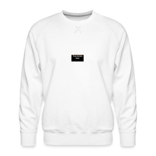 T-shirt staff Delanox - Sweat ras-du-cou Premium Homme