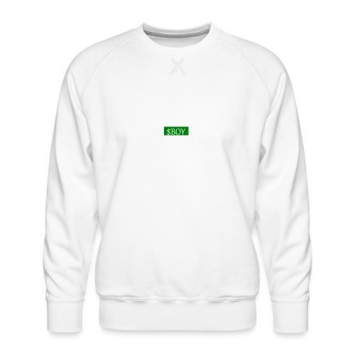sboy logo - Sweat ras-du-cou Premium Homme