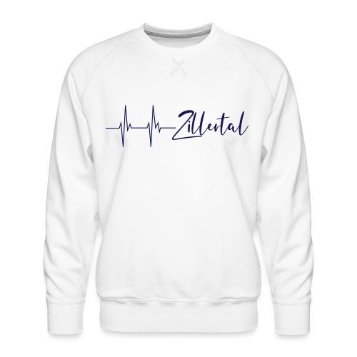 Herzschlag Zillertal - Männer Premium Pullover