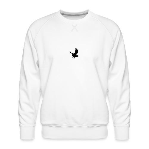 Black Eagle - Sweat ras-du-cou Premium Homme