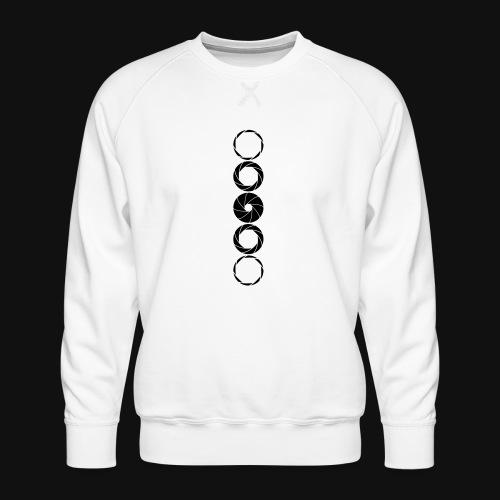 Aperture Range - Männer Premium Pullover