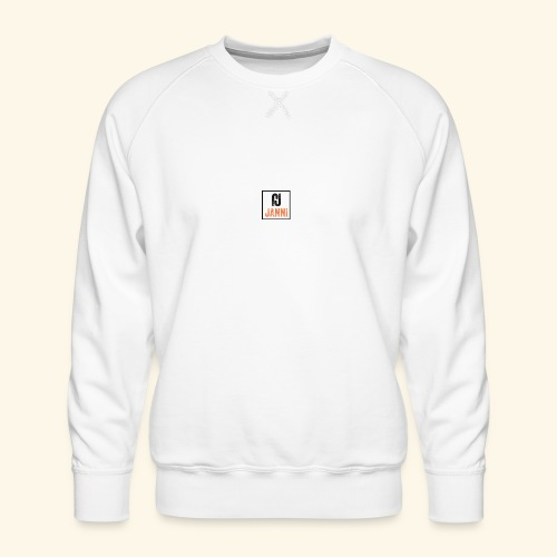 Janni Original Streetwear Collection - Herre premium sweatshirt