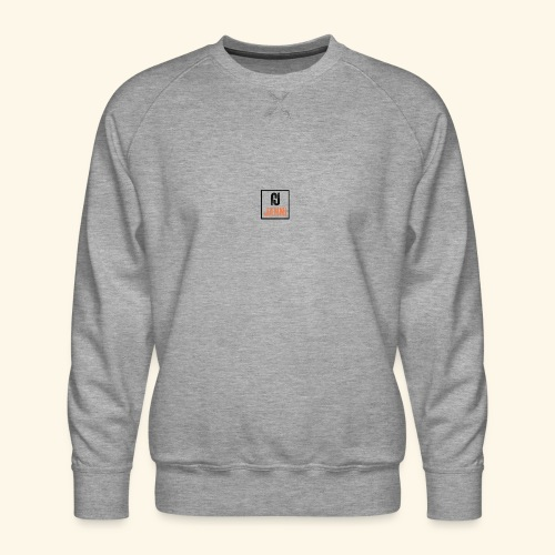 Janni Original Streetwear Collection - Herre premium sweatshirt