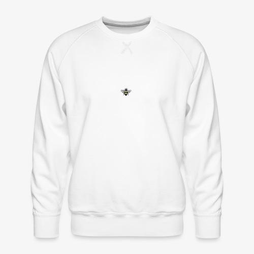 logo - Mannen premium sweater