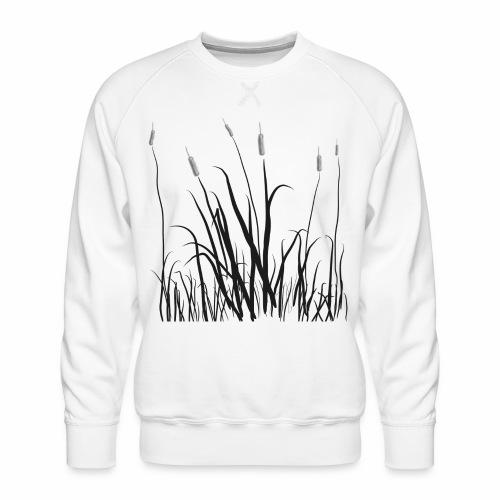 The grass is tall - Felpa premium da uomo