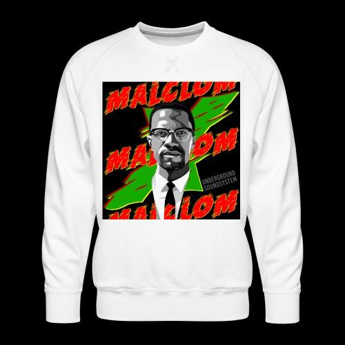 MALCOM by UNDERGROUND SOUNDSYSTEM - Männer Premium Pullover
